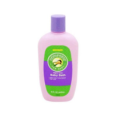 Comforts For Baby Night Time Baby Bath