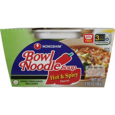Nongshim Tempura Udon Noodle Bowl