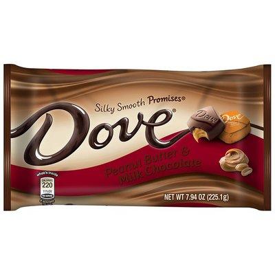 Dove Promises, Peanut Butter & Milk Chocolate Candy