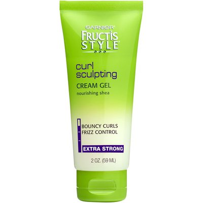 Fructis Style Extra Strong Hold Curl Sculpting Cream Gel