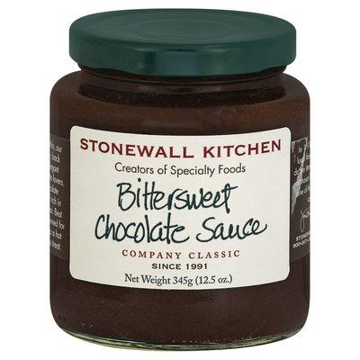 Stonewall Kitchen Chocolate Sauce, Bittersweet