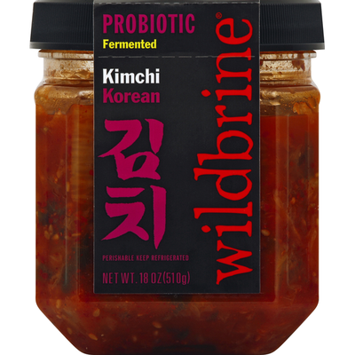 Wildbrine Kimchi, Korean