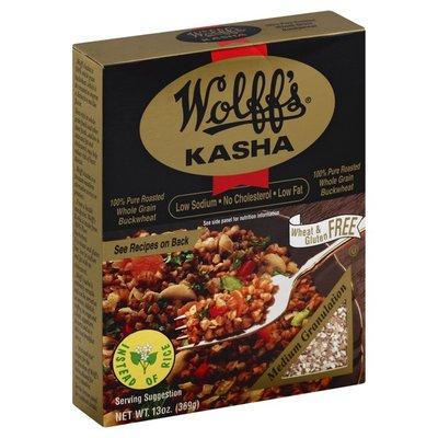 Wolff's Kasha, Medium Granulation