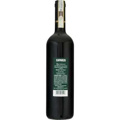 Caparzo Red Wine, Dry, Brunello di Montalcino