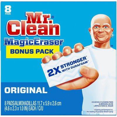 Mr. Clean Magic Eraser Original, Cleaning Pads with Durafoam