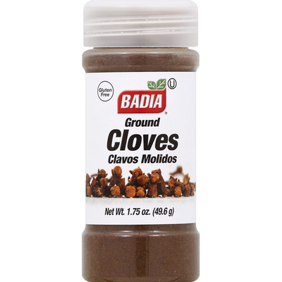 Badia Spices Cloves, Ground
