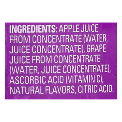 Juicy Juice 100% Juice, Grape