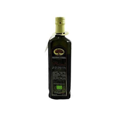 Frantoi Cutrera Primo Monte Iblei Dop Organic Extra Virgin Olive Oil