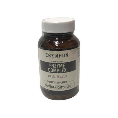 Enzyme Complex, Natural, Capsules
