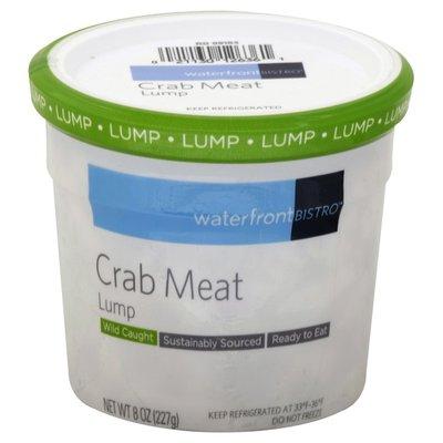 Waterfront Bistro Lump Blue Swimming Crab Meat