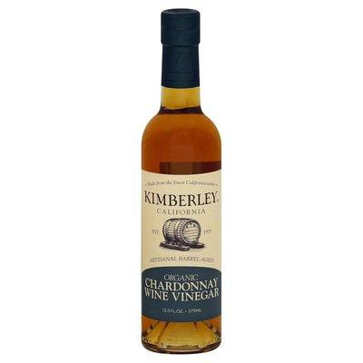 Kimberley Wine Vinegar, Organic, Chardonnay