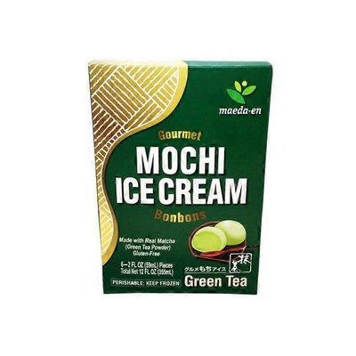 Maeda En Green Tea Mochi Ice Cream Bonbons