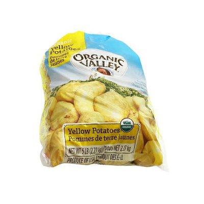 Organic Valley Potatoes, Organic, Yellow