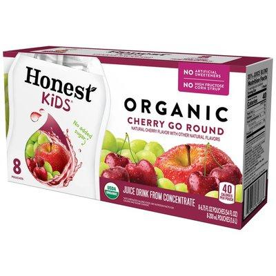 Honest Tea Cherry Go Round Organic Juice Drink