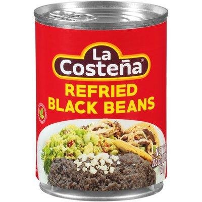 La Costeña Refried Black Beans