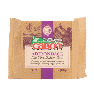 Cabot Adirondack New York Cheddar Cheese