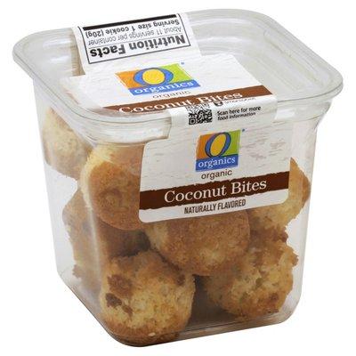 O Organics Coconut Bites, Organic