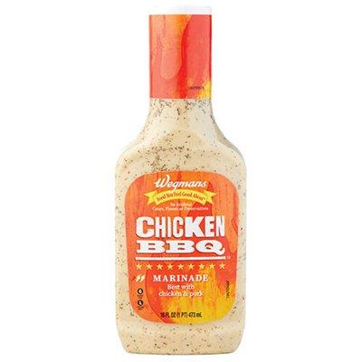 Wegmans Chicken BBQ  Marinade