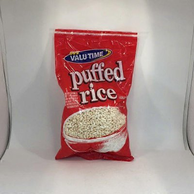 Value Time Puffed Rice Cereal