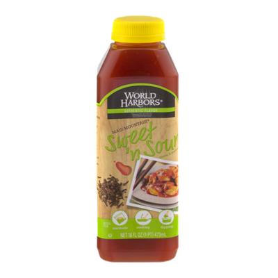 World Harbors Sauce & Marinade Sweet 'n Sour