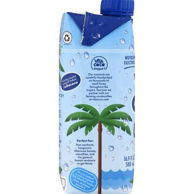 Vita Coco Coconut Water, Pure