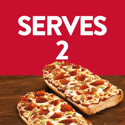 Stouffer's Deluxe French Bread Frozen Pizza