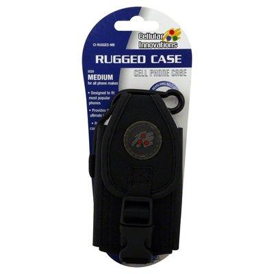 Cellular Innovtn Cell Phone Case, Rugged Case, Black