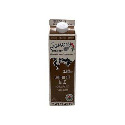 Harmony Chocolate Milk