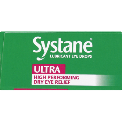 SYSTANE Eye Drops, Lubricant, High Performance, Twin Pack