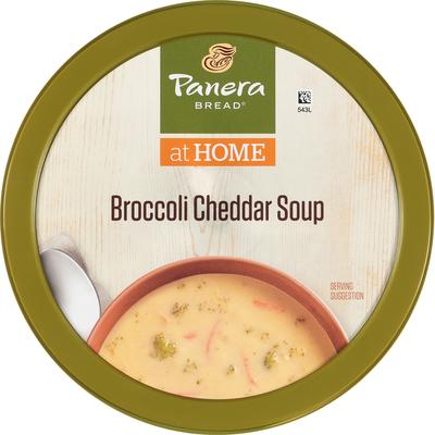 Panera Bread Broccoli Cheddar Soup