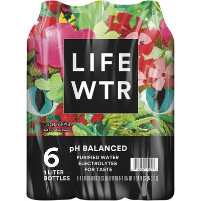Life Wtr Water Enhanced Water
