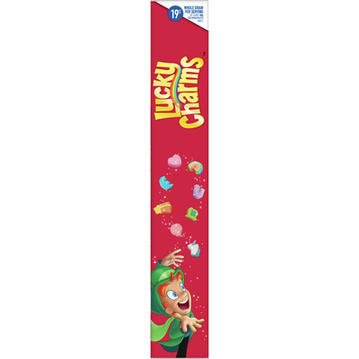 Lucky Charms Gluten Free Breakfast Cereal