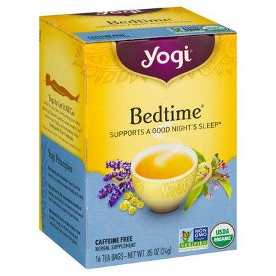 Yogi Tea Herbal Tea, Bedtime Tea, Supports A Good Nights Sleep