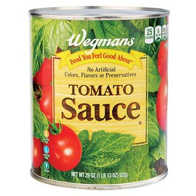 Wegmans Tomato Sauce