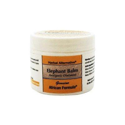 Genuine African Formula Elephant Balm Analgesic Ointment