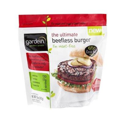 Gardein The Ultimate Beefless Burger