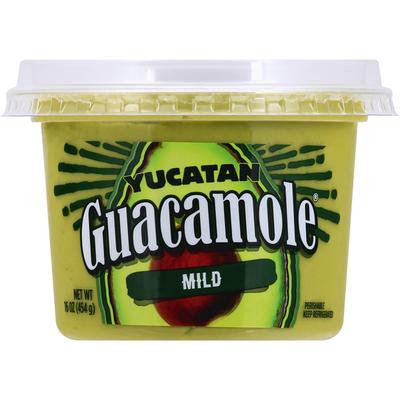 Yucatan Guacamole, Mild