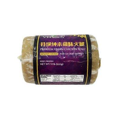 Verisoy Premium VU Vegan Chicken Roll