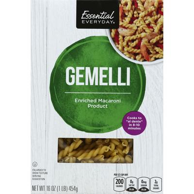 Essential Everyday Gemelli
