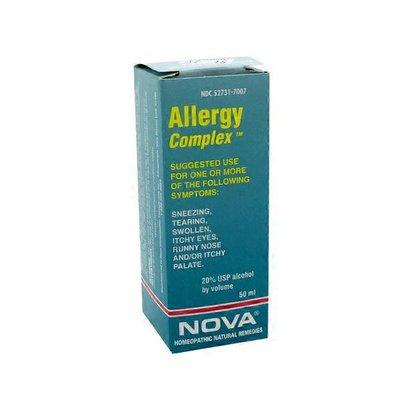 Nova Homeopathic Allergy Complex
