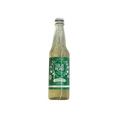 Silk Road Organic Cucumber Sparkling Mint