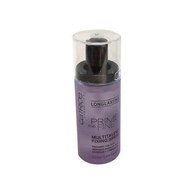 Catrice Prime & Fine Multitalent Fixing Spray