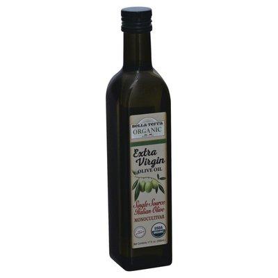 Bella Terra Olive Oil, Organic, Extra Virgin