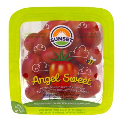 Sunset Angel Sweet Tomatoes