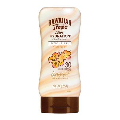 Hawaiian Tropic Silk Hydration Weightless Lotion