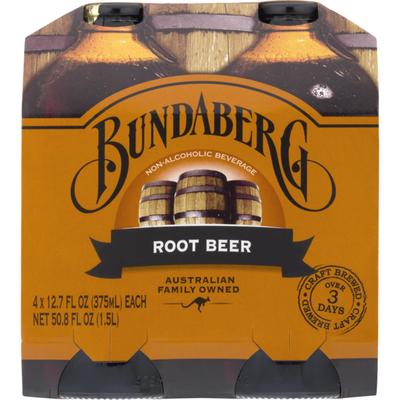 Bundaberg Brewed Drinks Root Beer