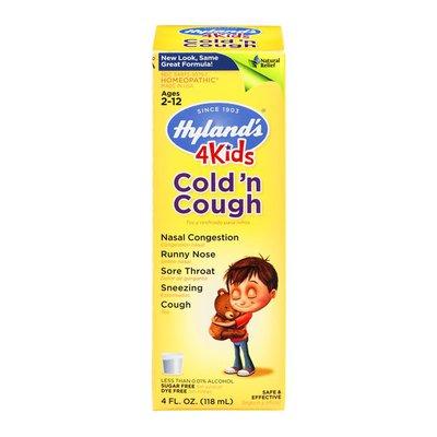 Hyland's 4 Kids Cold 'n Cough