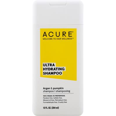 ACURE Shampoo, Ultra Hydrating, Argan & Pumpkin