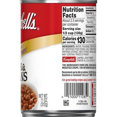 Campbell's® Pork & Beans