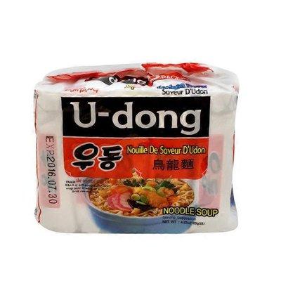 Samyang Seafood Flavor U-dong Noodle Soup